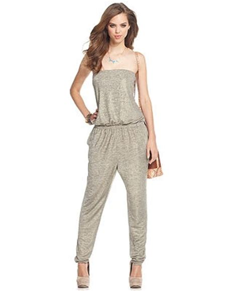 dressy jumpsuits at macys for women 80 best i love rompers images on pinterest jumpsuits