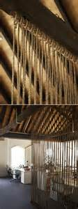 Rope Room Divider 15 Easy Rope Wall For Space Dividers Decorazilla Design