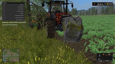 Rock Ls by Rock Weight V 1 0 Ls17 Farming Simulator 2017 Fs Ls Mod