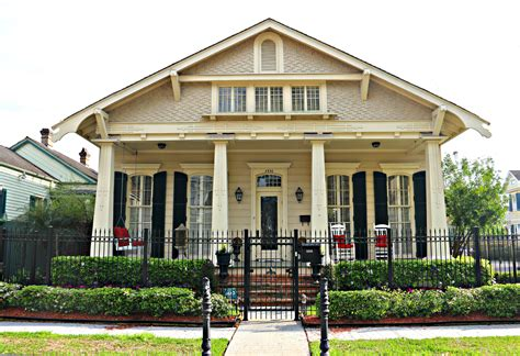 new orleans style homes new orleans craftsman style homes