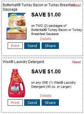 printable butterball turkey coupons new redplum printable coupons butterball turkey bacon or