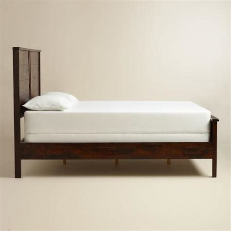 world market beds queen roland bed world market