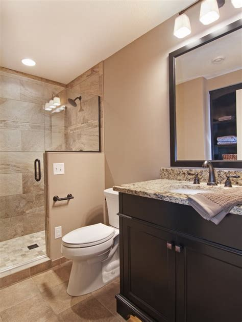 basement bathroom ideas with spacious room designs amaza