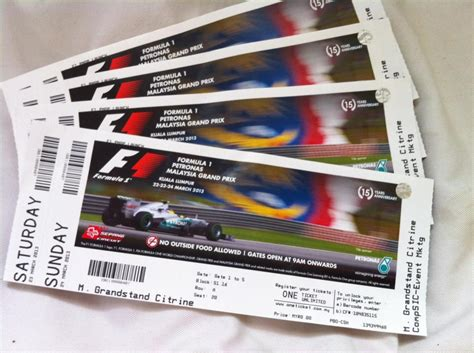f1 tickets grand prix tickets formula 1 tickets gift ideas for your man this valentine s daylocal business