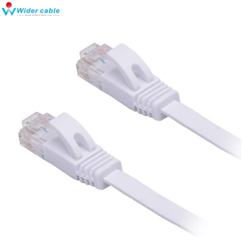 Patch Cable Utp Cat 6 Vascolink 5m 1 promotion 5m fluke ultra flat patch cord utp cat