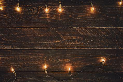 christmas lights bulb on wood table merry christmas xmas