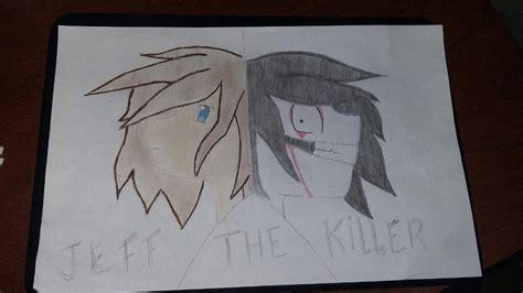 imagenes de jeff the killer para dibujar a lapiz facil jeff the killer creepydibujochupita creepypastas amino