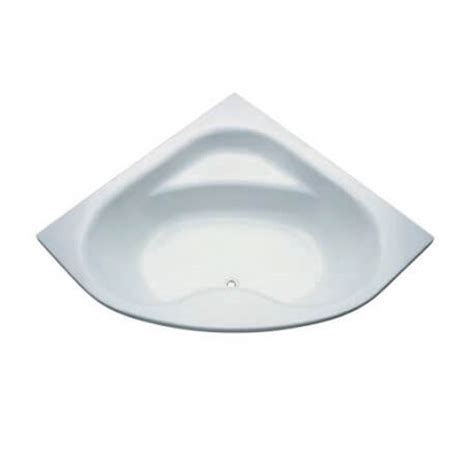 baignoire d angle 135 x 135 ulysse ideal standard