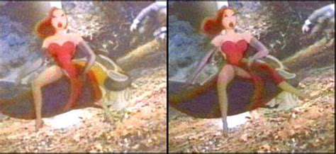 jessica rabbit controversy disney conspiracy illuminati theories lazer horse
