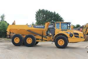 Volvo Of Rock Volvo A 25f Rigid Dumper Rock Truck From For Sale