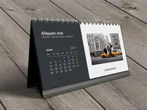 18 2017 desk calendar designs free premium templates