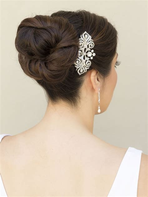 Wedding Hair With Accessories by Bridal Wedding Hair Accessories And Headpieces By Hair