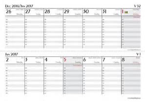 Kalender Med Veckonummer 2018 Almanacka Kalender