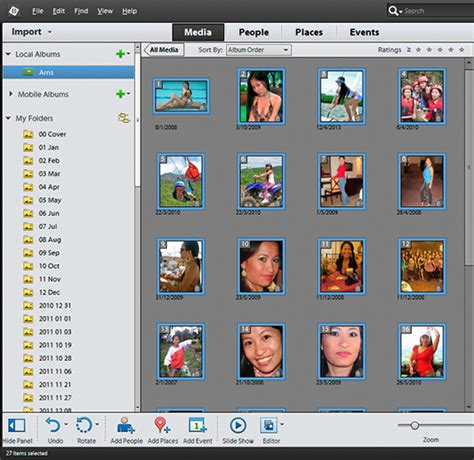 design calendar in photoshop create a photo calendar in photoshop elements dummies