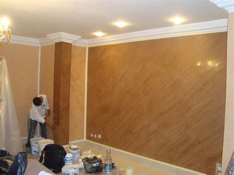 Decoration Stucco Peinture by D 233 Coration Maison Peinture Stucco