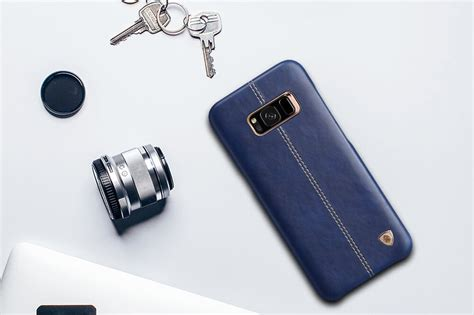 Nillkin Englon Leather Cover Samsung Galaxy S8 S8 Plus nillkin englon leather cover for samsung galaxy s8 plus s8