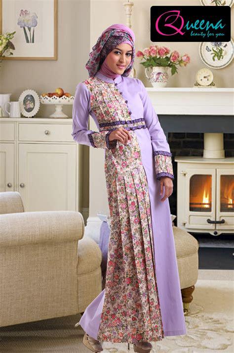 Gamis Batik Primis 01 model baju batik gamis pesta trend model terbaru holidays oo