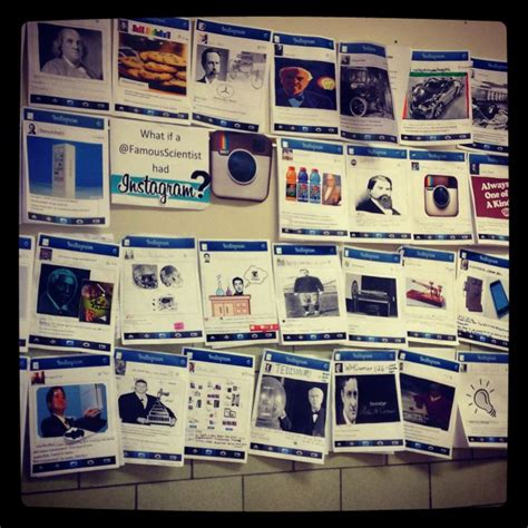 design history instagram research project with junior high students what if