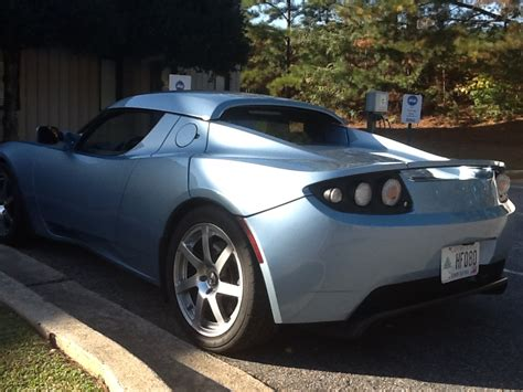 Tesla Roadster Electric Car Electric Cars Tesla Roadster Images