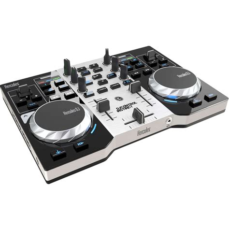 console dj usb hercules djcontrol instinct s series table de mixage