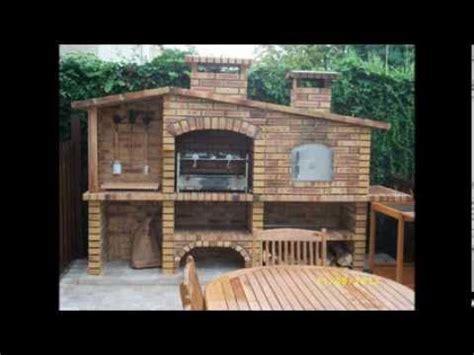 mediterranean brick barbecue    site