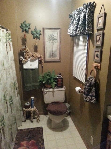 bathroom accessories decorating ideas 17 best ideas about safari bathroom on