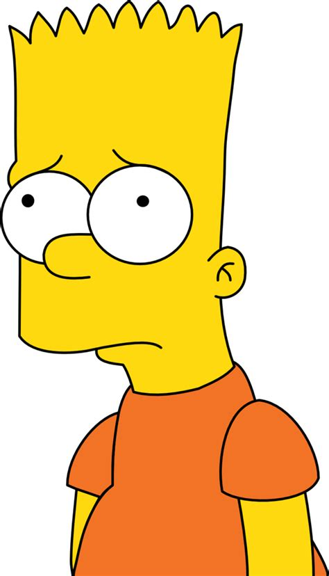 imagenes sad simpsons bart simpson sad related keywords bart simpson sad long