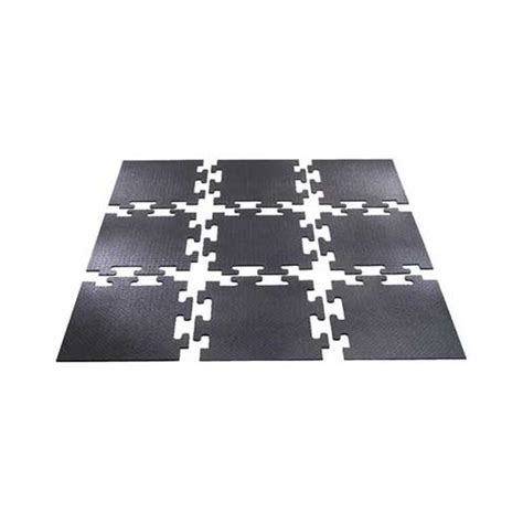 Rubber Mats For Weight Room by Mega Lock Rubber Tile Weight Room 30 X 30 X 1 2 Inch Floor Tiles