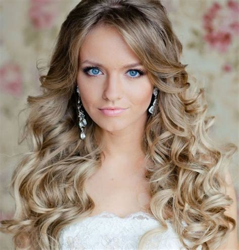 hairstyles curls for long hair 15 wedding hairstyles for long hair that steal the show