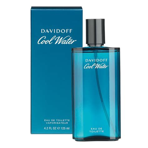 Desk Bikes Fragrances Perfumes Davidoff Cool Water Men Edt 125ml