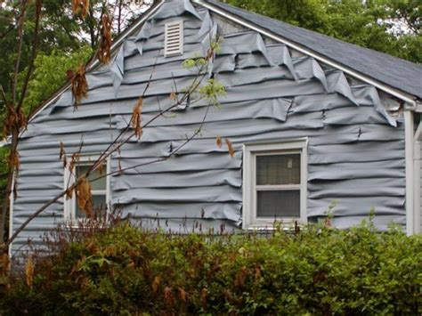 Cheapest Siding Companies - the wrong way to install siding on your charleston rental