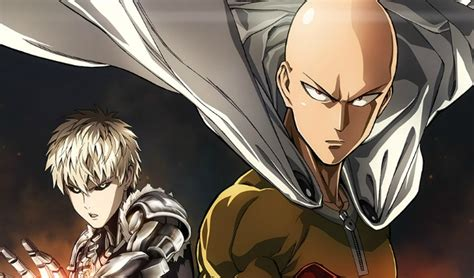 Punch Home Design Essentials official pv character designs for one punch man anime
