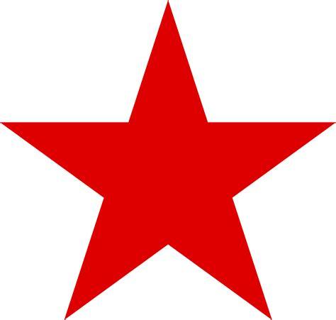 estrela vermelha png transparente image png