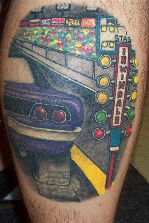drag racing tattoos drag racing picture at checkoutmyink