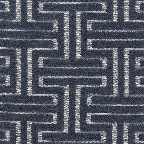 navy blue geometric velvet upholstery fabric for furniture