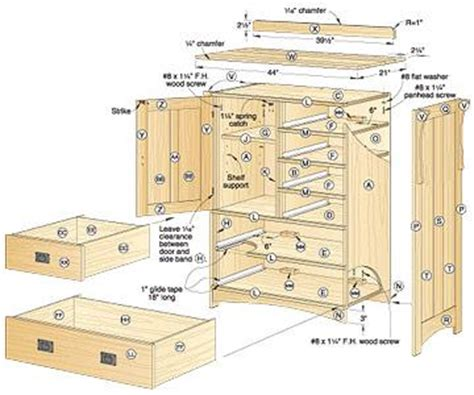 woodworking plans dresser cabin plan forum diy ideas