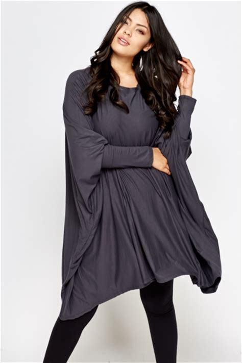 Batwing Dress batwing asymmetric dress just 163 5