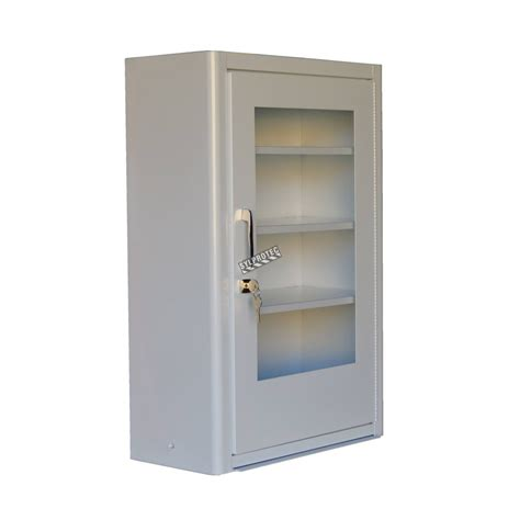 plastic wall storage cabinets wall mounted first aid cabinet with clear panel door