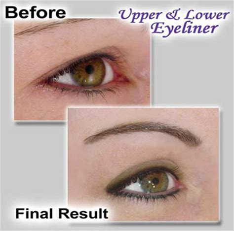 tattoo eyeliner pain permanent makeup eyeliner pain