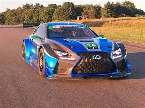 lexus racing walters web design