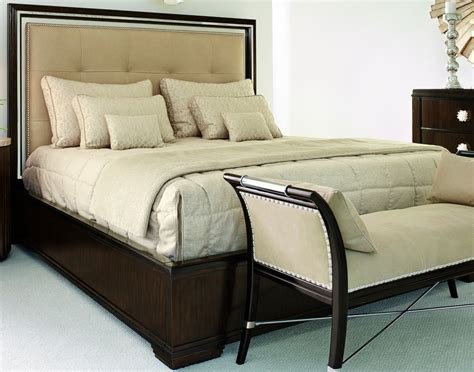 king bed leather headboard bed with luxurious tufted leather headboard