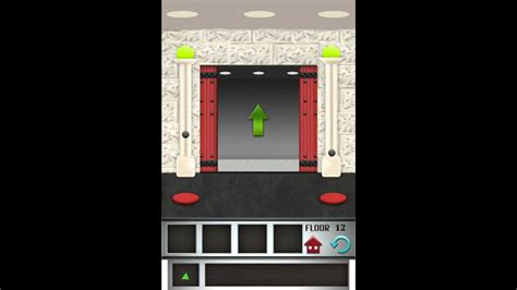 100 Floors Level 12 by 100 Floors Floor 12 Level 12 Walkthrough