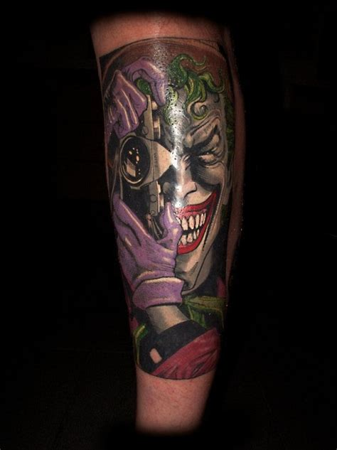joker tattoo killing joke joker tattoos tattoo design and ideas