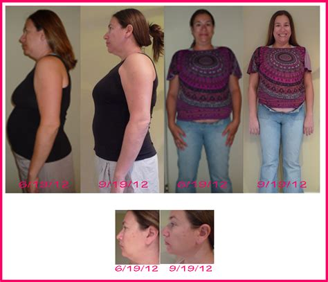 weight loss 2 months mythree month cinch weight loss update