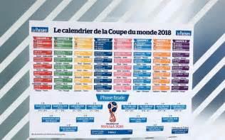 Coupe Du Monde 2018 Calendrier Coupe Du Monde 2018 Le Calendrier 224 Imprimer Le Parisien