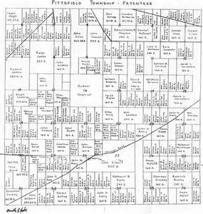 Michigan Plat Maps by Pittsfield Township Historical Society Plat Maps Of