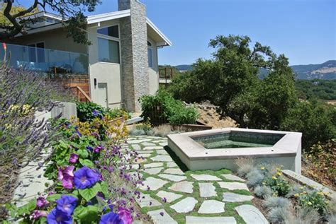 Spas Sausalito Ca Photo Gallery Landscaping Network Shades Of Green Landscaping