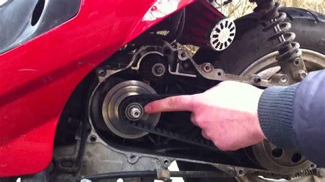 Motorrad Verkleidung Entfernen T V tutorial roller distanzring entfernen