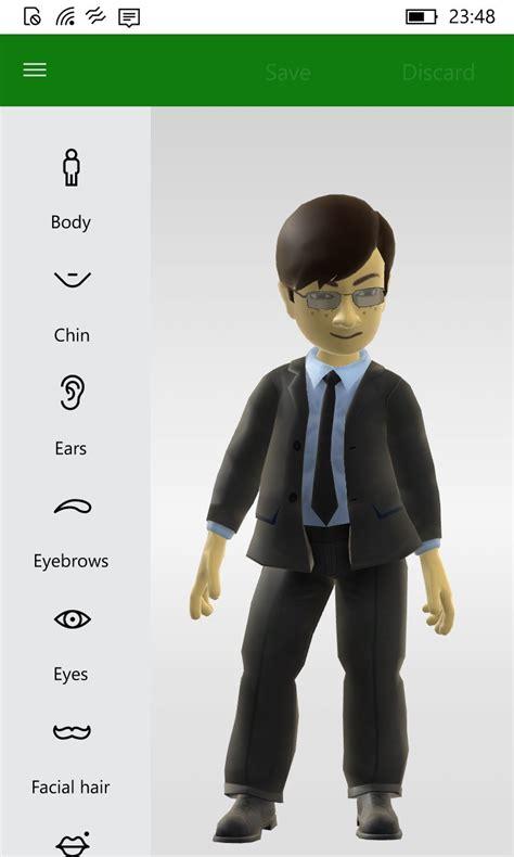 microsoft launches xbox avatars app for windows 10 mobile