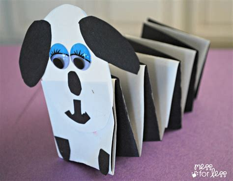 Photo Paper Crafts - paper crafts for mess for less